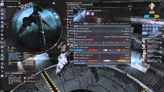 03 EVE Online Обучение. Зарабатываем боевой корабль