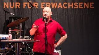 Horst Evers live beim radioeins Parkfest 2015