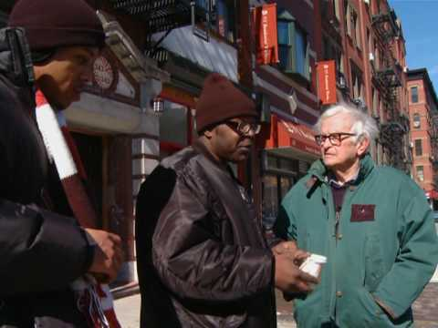 Harlem with Albert Maysles - New York