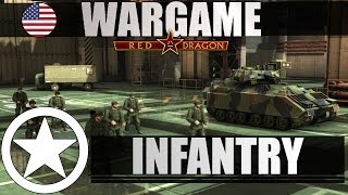 Wargame: Red Dragon - What The Deck - Infantry