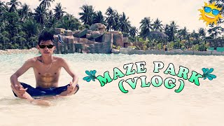 Maze Park (Vlog)