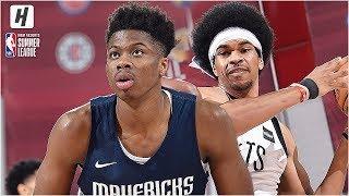 Dallas Mavericks vs Brooklyn Nets - Full Game Highlights | July 5, 2019 NBA Summer League