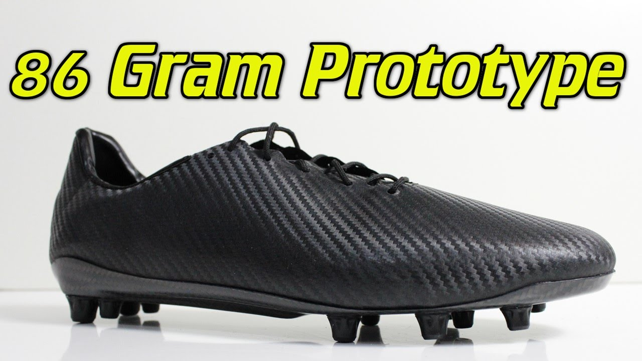 86 Gram 3rd Generation Prototype Soccer Cleats Football Boots - YouTube 06a8676bd2b5