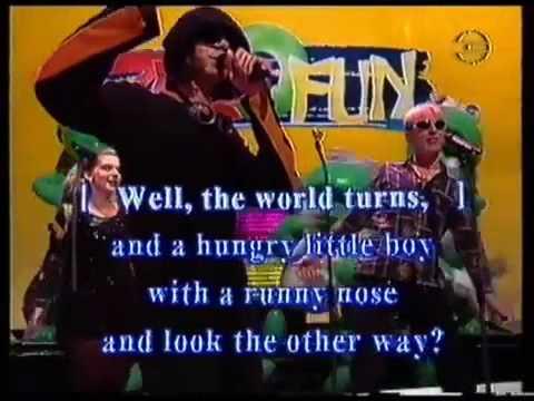 Zam Helga - In the Ghetto TV-Karaoke