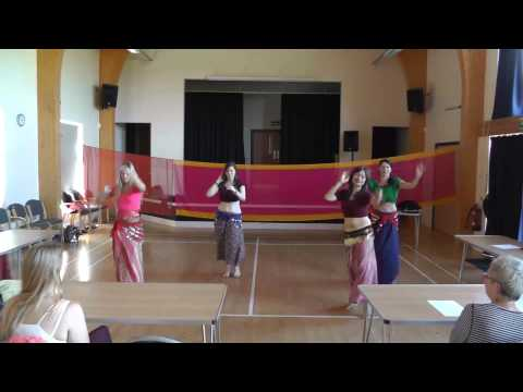 Agoul Ahwak - Belly dancing in Chichester