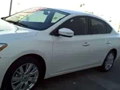 Sonora Nissan, Yuma AZ 85364, 2013 Nissan Sentra, Aspen White, Stock N9070A