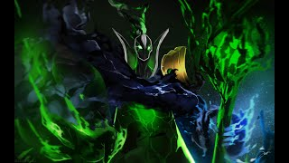 DOTA 2 (1) RUBICK SANTUYY GANN    [ LQ Video ]