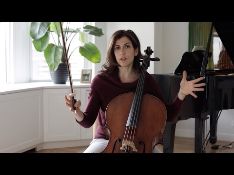 Bach Masterclass: Prelude from Suite No. 3 - Musings with Inbal Segev