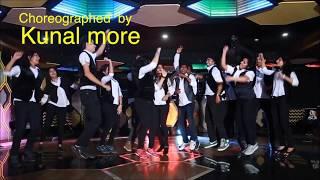 Gulaabo | Shaandaar | Dance cover | kunal | DaNce floor studio | Shahid Kapoor Alia Bhatt