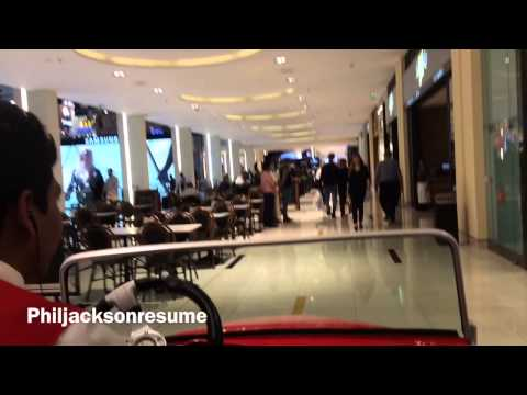 Revelation (Dubai Shopping Festival Driver inside Dubai Mall Dubai 2015)