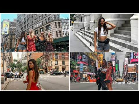 NYC VLOG // travelling with my bestfriends & Moda Society