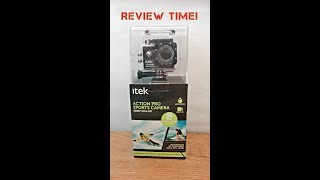 ITEC Action Pro Sports Camera Review