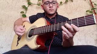 El pistolero - Huapango - Bajoquinto Cover