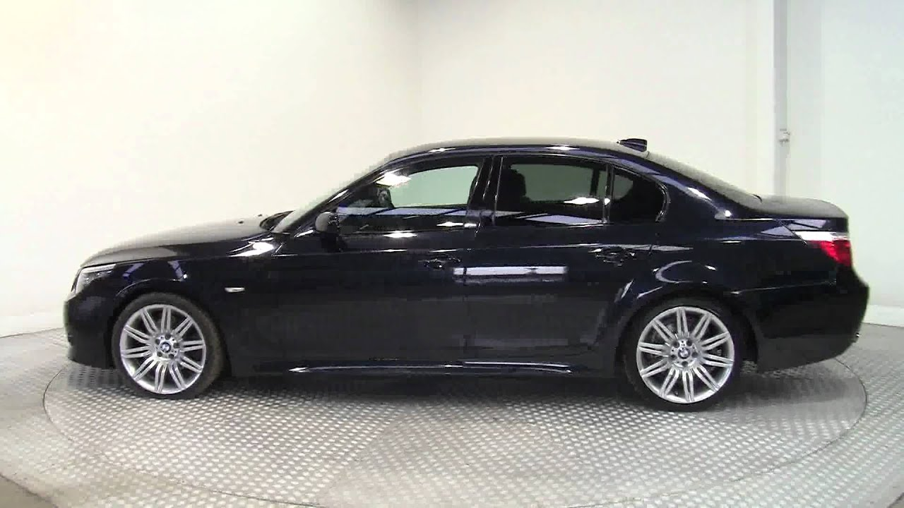 2009 bmw 5 series 525d m sport business edition