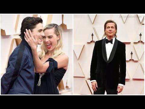 Oscars 2020 Red Carpet Arrivals