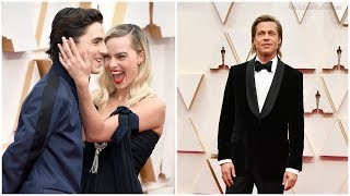 Oscars 2020 Red Carpet Arrivals
