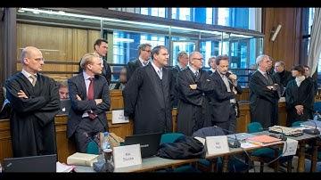 WELT THEMA: Nach fünf Jahren - Urteil im Berliner Hells Angels-Prozess erwartet