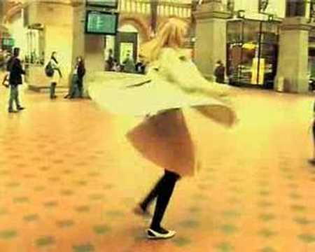 Lykke Li Dance, Dance, Dance Artwork