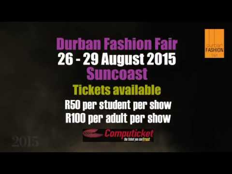 DURBAN FASHION FAIR ADVERT 2015