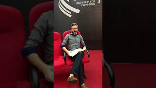 Live: Curiosidades sobre o Livro de Atos (com o Pr. Lúcio Andres)