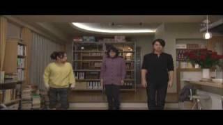 ドラマ『曲げられない女』第8話の中で菅野美穂と谷原章介と永作博美が...