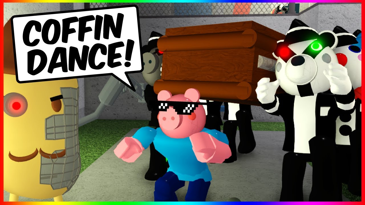 The ULTIMATE Roblox PIGGY COFFIN DANCE Compilation