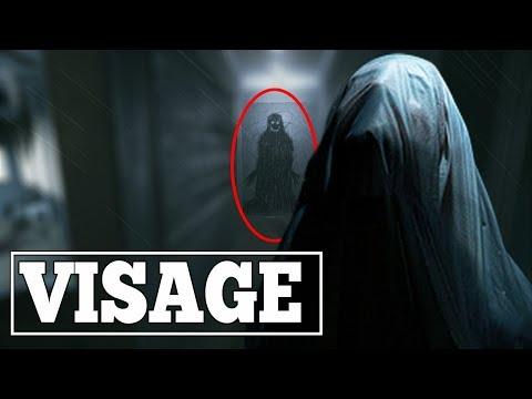 ''SPOOKY GHOST!'' - Visage Psychological Horror (Visage Gameplay)