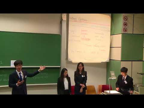 2017 Round 1 Tsinghua University - HSBC/HKU Asia Pacific Business Case Competition