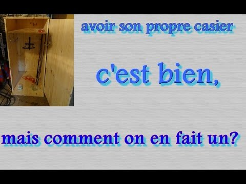 Tuto 5 R 233 Aliser Son Casier D 233 Quitation Youtube