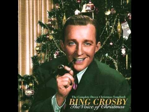 Bing Crosby- Jingle Bells (1943) With The Andrew Sisters