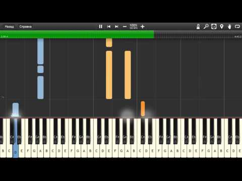 Within Temptation - Somewhere - Piano tutorial and cover (Sheets + MIDI)