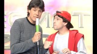 Sergio, el diariero y el chiste del gay que quiere curarse - Videomatch