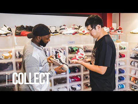 Australia's Michael Fan Shows Off One of the Most Insane Sneaker Collections Ever Seen | iCollect