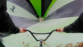 GoPro BMX RIDING INSANE WATERPARK! thumbnail