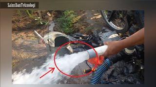 Solusi Pompa Air Tenaga Mesin Motor Anda