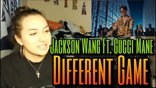 "Jackson Wang  - ""Different Game (feat. Gucci Mane)"" MV Reaction Video"