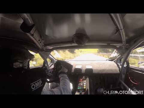 Onboard Jose Antonio López-Fombona || Lamborghini Huracán Supertrofeo || Subida a la Braguia 2017