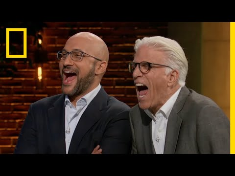 Ted Danson Tries to Read Micro Expressions | Brain Games