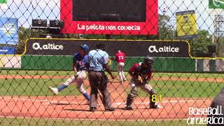 Osiel Rodriguez, 2018 Pitcher, Cuba