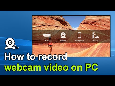 Bandicam Webcam Recorder - Device Recording Mode