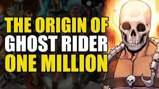 Origin Of Ghost Rider One Million (Avengers One Shot)