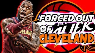 BAD HABIT IS FORCING LEBRON JAMES OUT OF CLEVELAND!