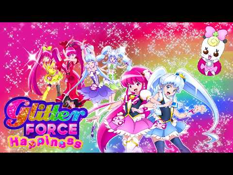 Glitter Force Happiness Ending 1