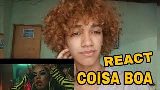 Baixar Glória Groove - Coisa Boa REAÇÃO/REACT | Mikeias Andrade