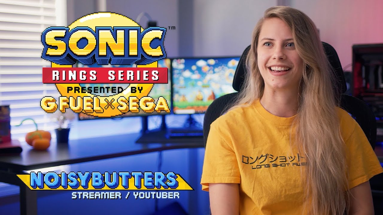 Sonic Rings Series - NoisyButters