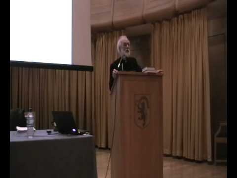 Jesus in the eyes of four billion - Lord Rowan Williams and Paul Bilal Williams - Cambridge ISoc EIW