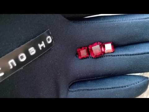 ✯ Драгоценные камни Баснословно: Гарнитур три ярко-красных граната (пироп-альмандин) из Мозамбика