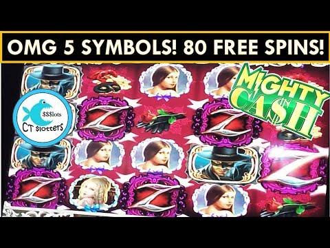 *80 FREE SPINS HUGE WIN!* ZORRO SLOT MACHINE - RETRIGGERS GALORE!