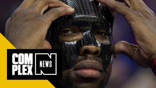 Joel Embiid's Left Eye Injury Could Be Permanent