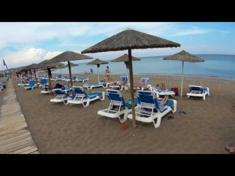 Faliraki Beach, Rhodes East Coast